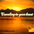 Traveling to your heart