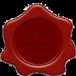 1000loveletters.com